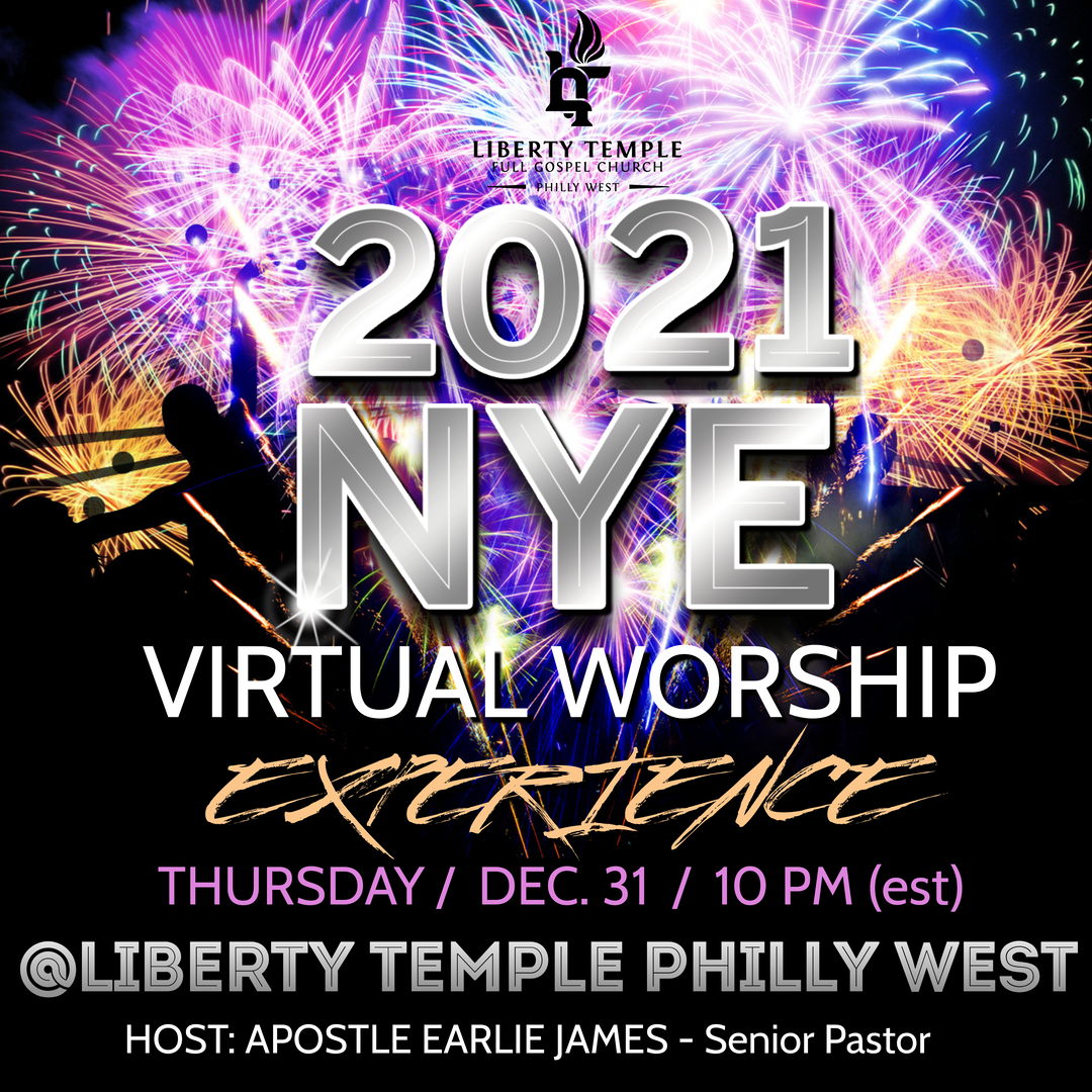 2020 NEW YEARS EVE FLYER