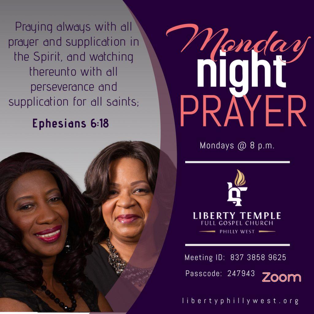 Monday Night Prayer-v04