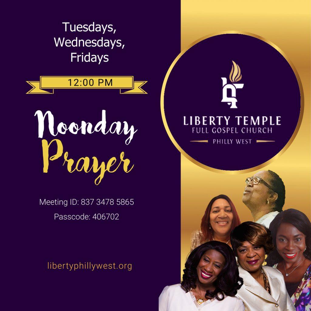 Noonday Prayer Intercessors-v05
